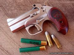 """Snake Slayer"" .45 Colt / .410 shot-shell."