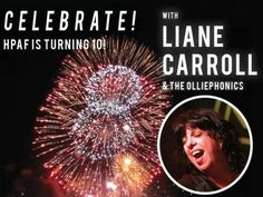 #Celebrate! with #LianeCarroll at #HPAF  Website :- https://www.yapsody.com/?utm_source=ypin&utm_medium=ypin&utm_campaign=ypin Facebook :- www.facebook.com/yapsody Twitter :- www.twitter.com/yapsody