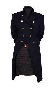 Purdey; loooooove the coat.