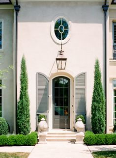 Doors & Entry Ways | A little formal French country