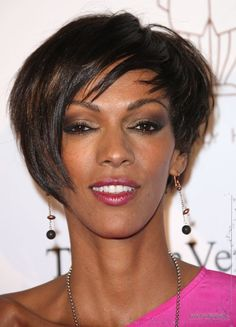 "Judith ""Judi"" Shekoni Gorton , Manchester , England) is an English actress, model , and television presenter who is based in Hollywood. Description from thefemalecelebrity.com. I searched for this on bing.com/images"