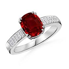 Cushion Ruby and Diamond Ring in Platinum  Product ViewSee larger image and other views (with zoom)Product ScreenshotsCheck All OffersAdd to Wish ListCustomer ReviewsFeaturesUnique luxury double prong mounting .Open mounting design under http://ecx.images-amazon.com/images/I/31iMuOOwoFL._SL300_.jpg http://electmejewellery.com/jewelry/cushion-ruby-and-diamond-ring-in-platinum-ca/