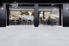 Café Mirabous by NAN Arquitectos, Combarro – Spain » Retail Design Blog