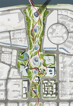 Landscape masterplan waterfront master plan super ideas Buildings can be a High priced Landscape Design Plans, Landscape Architecture Design, Urban Landscape, Villa Architecture, Masterplan Architecture, Landscape Plaza, Parque Linear, Plan Maestro, Parks