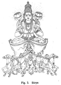 lord brahma coloring pages - photo#23
