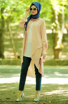 Hijab United Tunik-Somon 1002-73