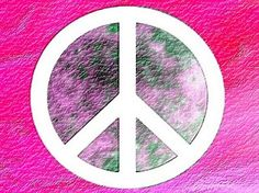 Pink peace power! Use this on your blog or website to promote BlogBlast For Peace. November 4, 2012  mimilenox.com