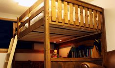 Loft Bed On Pinterest Loft Beds Trundle Beds And Adult