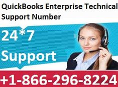 QuickBooks Enterprise increases your productivity and becomes a perfect game changer for your business. For a lot of info, If You are not able to connect with us from any other support Number, then you need to dial our QuickBooks Enterprise Customer Support Number +1-866-296-8224 which are 24*7*365 available.