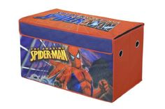 Marvel Spiderman Collapsible Storage Trunk * Check this awesome product by going to the link at the image.Note:It is affiliate link to Amazon.