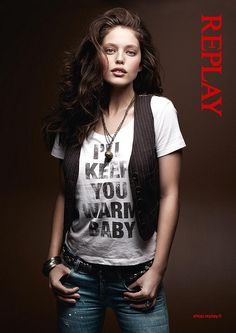 REPLAY Fall Winter 2012 advertising Campaign by R E P L A Y, via Flickr
