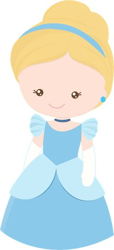 Princesas da Disney cútis III - Minus