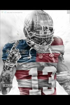 This picture of Odell Beckham Jr is just AWESOME!!!