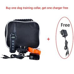 Aeteretk AT-919 1000M Remote Control Dog Training Shock Collar for 1 Dog with Beep Shock Vibration and Auto Anti Bark Features - http://petproduct.reviewsbrand.com/aeteretk-at-919-1000m-remote-control-dog-training-shock-collar-for-1-dog-with-beep-shock-vibration-and-auto-anti-bark-features.html