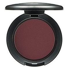 Mac Cosmetics Sketch.  In early 2015, Mac released this blush version of their ever-popular eyeshadow and it is THE Perfect brown-girl-friendly shade. It's a deep plum shade that can double as a contouring powder.
