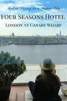 See why Four Seasons Hotel London at Canary Wharf is one of the best luxury hotels in London for families.
