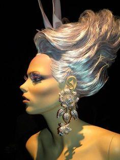 Dior couture mannequin
