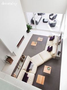 Salón moderno, comedor de inspiración oriental - Decoratrix   Blog de decoración, interiorismo y diseño