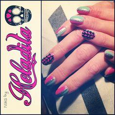 Nails By Heladita © - Sweet 'n Simple