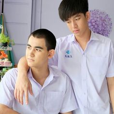 Tee and Mork - My Tee The Series K Pop, American English, My Boys, Drake, Lgbt, Actors & Actresses, Fangirl, Brother, Best Friends