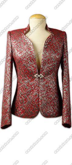 $150 Chinese jacket