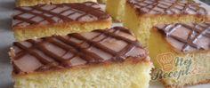 Fantastický koláček jablíčka v oblacích   NejRecept.cz Thing 1, Waffles, Cheesecake, Breakfast, Desserts, Food, Morning Coffee, Tailgate Desserts, Deserts