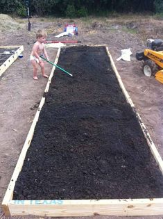 Want to make your own raised bed garden?  It is much easier and less expensive than you may think,create your own personal sustainability!