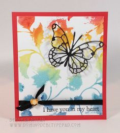 I love this card and the technique...  @Kathleen S Giles  @Shirley Varela Johnson