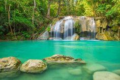Top 10 Things To Do In Kanchanaburi  Erawan National Park, Kanchanaburi, Thailand