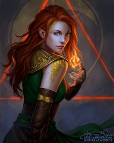 Elf Characters, Dungeons And Dragons Characters, Fantasy Characters, Fantasy Women, Dark Fantasy Art, Fantasy Girl, Fantasy Character Design, Character Design Inspiration, Character Art
