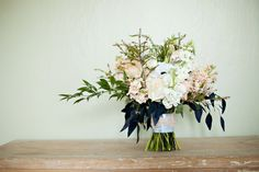 Gorgeous bouquet from Blossom Sweet on Utah Bride Blog for flower recipe Friday! Thanks Lindsey Orton Photography