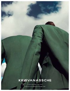 Kris Van Assche Spring/Summer 2014 Campaign by Alessio Bolzoni   The Fashionography