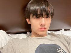 Winwin selca update ✨ #Winwin #nct #nct127 #nctdream #wayv #nct2020 #nctu #lysn #boyfriendmaterial #vlive #selca #instagram #aesthetic #update Nct 127, Kpop, Nct Winwin, Ten Chittaphon, Jung Jaehyun, Cut My Hair, Jung Woo, Time Photo, Ji Sung