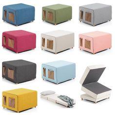 Trenger du en ekstra gjesteseng? Sjekk disse geniale puffene i vår nettbutikk. Modell KOS☺️ www.mirame.no link i bio.  Lett og rask å slå ut og sette sammen. #puff #seng #sove #gjesteseng #litenplass #sovepuff #oppbevaring #møbel #interior #interiør #interiordesign #vakrehjem #småhjem #design  #nordiskehjem #norskehjem #nettbutikk #mirame #innredning #nyhet #smarteløsninger #interiørbutikk #kos