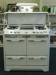 my stove from my grandma!