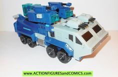 transformers ULTRA MAGNUS animated complete 2008 action figures