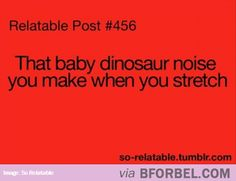 Every Morning I Wake Up, It Feels Like Jurassic Park…