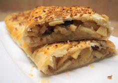 Cuisi'Ness - Cuisine rapide et facile pour parents pressés ! Spanakopita, Just Desserts, Apple Pie, Lasagna, Baking, Fruit, Ethnic Recipes, Food, Parents