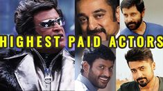 Top 10 Highest Paid Tamil South Movie Actors in 2018 Entertainment, Actors, Youtube, Blog, Movie Posters, Film Poster, Actor, Popcorn Posters, Film Posters