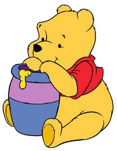 winnie the pooh Winnie The Pooh Pictures, Cute Winnie The Pooh, Winne The Pooh, Cute Cartoon Wallpapers, Cartoon Pics, Cartoon Characters, Pooh Bear, Tigger, Eeyore
