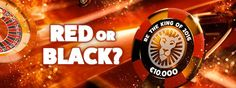 Ok so your average UK online casino might well give you the chance to win a £10,000 prize draw jackpot…but only Leo Vegas give you the chance to double up on your win! When you enter the prize draw you have to pick red or black, right at the outset. If you win, your choice …