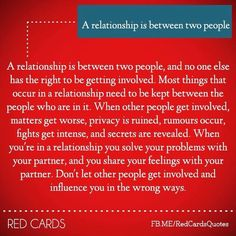 Relationship means