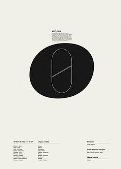 Alphaposters from Happycentro | Freelance Logo Designer & Brand Identity Design - UK Logo, Icon, Badge & Typographic Design by Graham Smith - ImJustCreative