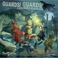 Guards! Guards! Board Game