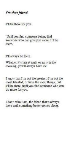 I'm That Friend!♥