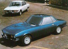 BMW 1600 Paul Bracq Prototype (1969)