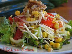 Salade fenouil - maïs