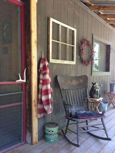 I love this Simple Prim Porch