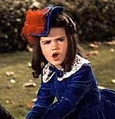 Cammie king rhett scarlett 39 s daughter eugenie victoria for Who played scarlett in gone with the wind