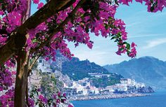 Hotel Santa Caterina, Amalfi (from Italy in Bloom: The Top Gardens of Campania photo gallery) #travel
